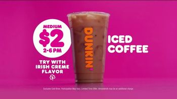 Dunkin' Donuts TV Spot, 'Afternoon Slump' - Thumbnail 10