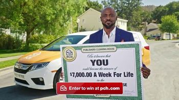 Publishers Clearing House TV Spot, 'H Wayne Life' Featuring Wayne Brady - 2765 commercial airings