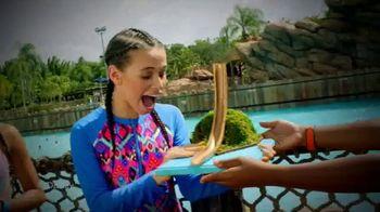 Walt Disney World TV Spot, 'Disney Channel: Co-Star Challenge: Typhoon Lagoon' Featuring Issac Ryan Brown - Thumbnail 10
