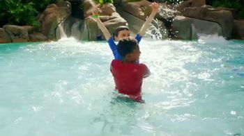 Walt Disney World TV Spot, 'Disney Channel: Co-Star Challenge: Typhoon Lagoon' Featuring Issac Ryan Brown