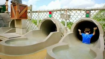 Walt Disney World TV Spot, 'Disney Channel: Co-Star Challenge: Typhoon Lagoon' Featuring Issac Ryan Brown - Thumbnail 8