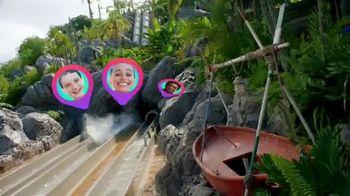 Walt Disney World TV Spot, 'Disney Channel: Co-Star Challenge: Typhoon Lagoon' Featuring Issac Ryan Brown - Thumbnail 9