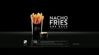 Taco Bell Nacho Fries TV Spot, 'Retrieval: Critics' Featuring James Marsden - Thumbnail 10
