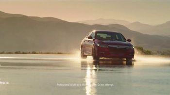 Honda Accord TV Spot, 'Driver's Seat' Featuring James Hinchcliffe [T1] - Thumbnail 7