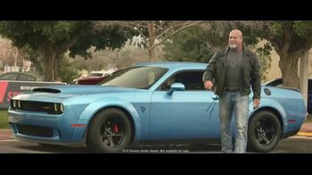 Dodge Performance Days TV Spot, 'Welcome to Muscleville' Featuring Bill Goldberg [T1] - Thumbnail 7