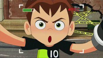 Ben 10 Transforming Action Figures TV Spot, 'Jump Into the Action' - Thumbnail 2