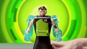 Ben 10 Transforming Action Figures TV Spot, 'Jump Into the Action' - Thumbnail 7