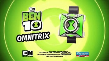Ben 10 Omnitrix TV Spot, 'It's Hero Time' - Thumbnail 10
