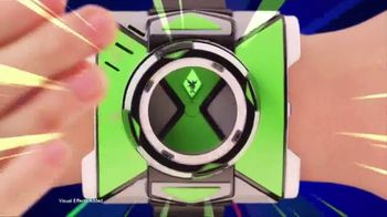 Ben 10 Omnitrix TV Spot, 'It's Hero Time' - Thumbnail 3