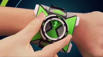Ben 10 Omnitrix TV Spot, 'It's Hero Time' - Thumbnail 5