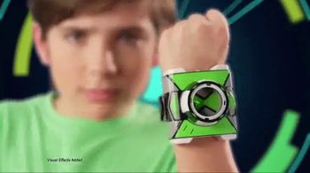 Ben 10 Omnitrix TV Spot, 'It's Hero Time' - Thumbnail 8
