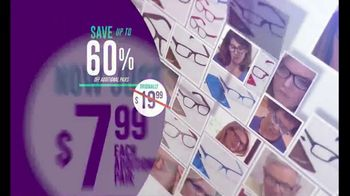One Power Readers Huge Savings Event TV Spot, 'All-in-One Stylish Reading Glasses Under $20'