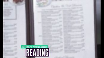 One Power Readers Huge Savings Event TV Spot, 'All-in-One Stylish Reading Glasses Under $20' - Thumbnail 2