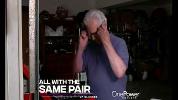 One Power Readers Huge Savings Event TV Spot, 'All-in-One Stylish Reading Glasses Under $20' - Thumbnail 5