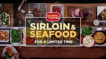 Golden Corral Sirloin & Seafood TV Spot, 'One Low Price' - Thumbnail 8