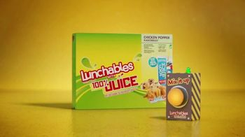 Lunchables With 100% Juice TV Spot, 'Mixed Up: Oil Change' - Thumbnail 10