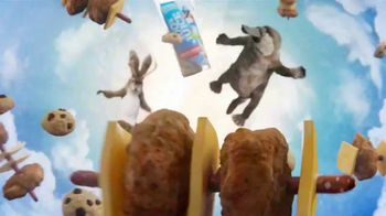 Lunchables With 100% Juice TV Spot, 'Mixed Up: Oil Change' - Thumbnail 9
