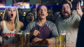 Hooters TV Spot, 'Win or Lose: Hero'
