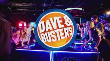 Dave and Buster's Thursdays TV Spot, 'Unlimited Video Games & Wings' - Thumbnail 1