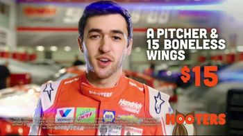 Hooters TV Spot, 'We Are Who We Are: Bundle' Featuring Chase Elliot - Thumbnail 10