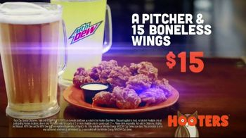 Hooters TV Spot, 'We Are Who We Are: Bundle' Featuring Chase Elliot - Thumbnail 9
