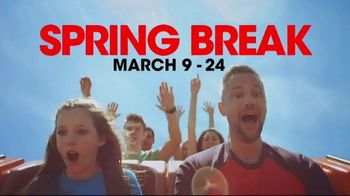Six Flags Spring Break TV Spot, '2019 Season Pass: Hurricane Harbor Pass'