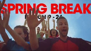Six Flags Spring Break TV Spot, '2019 Season Pass: Hurricane Harbor Pass' - Thumbnail 4