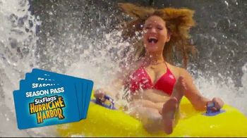 Six Flags Spring Break TV Spot, '2019 Season Pass: Hurricane Harbor Pass' - Thumbnail 9