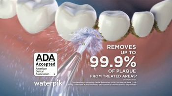 Waterpik Water Flosser TV Spot, 'Clinically Proven'