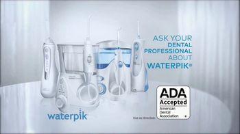Waterpik Water Flosser TV Spot, 'Clinically Proven' - Thumbnail 7
