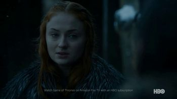 Amazon Fire TV Cube TV Spot, 'Winter Is Coming' - Thumbnail 4