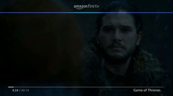Amazon Fire TV Cube TV Spot, 'Winter Is Coming' - Thumbnail 6