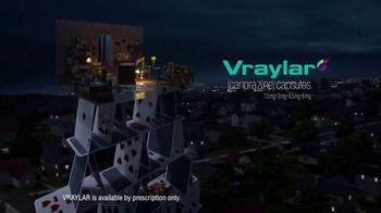 VRAYLAR TV Spot, 'Unfinished Projects'