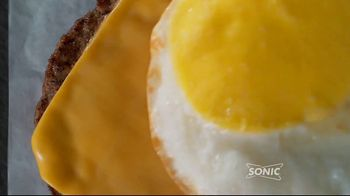 Sonic Drive-In Brunch Burger TV Spot, 'Brunch of Champions' - Thumbnail 1