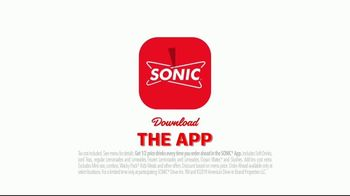 Sonic Drive-In Brunch Burger TV Spot, 'Brunch of Champions' - Thumbnail 9