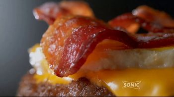 Sonic Drive-In Brunch Burger TV Spot, 'Brunch of Champions' - Thumbnail 2
