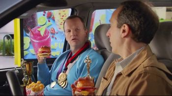 Sonic Drive-In Brunch Burger TV Spot, 'Brunch of Champions' - Thumbnail 4