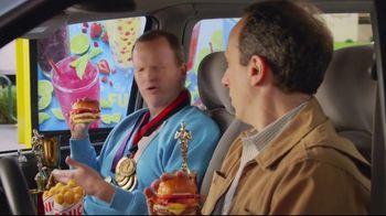 Sonic Drive-In Brunch Burger TV Spot, 'Brunch of Champions' - Thumbnail 5