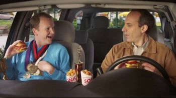 Sonic Drive-In Brunch Burger TV Spot, \'Brunch of Champions\'