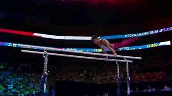 2019 U.S. Gymnastics Championships TV Spot, 'Kansas City Sprint Center'