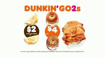 Dunkin' Go2s TV Spot, 'Buddy Cops' - Thumbnail 9