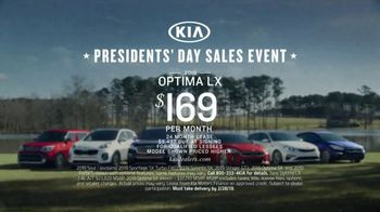 Kia Presidents Day Sales Event TV Spot, 'You Never Know' [T2] - Thumbnail 7