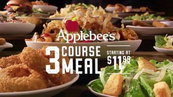 Applebee's 3 Course Meal TV Spot, 'It's Back' Song by Stevie Wonder - Thumbnail 10