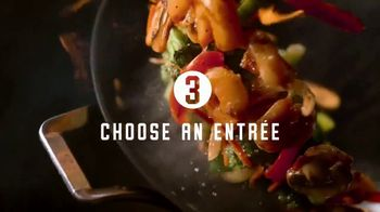 Applebee's 3 Course Meal TV Spot, 'It's Back' Song by Stevie Wonder - Thumbnail 6