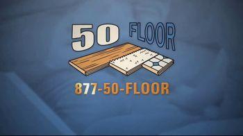 50 Floor TV Spot, 'Pigs Are Tough on Floors' Featuring Richard Karn - Thumbnail 10