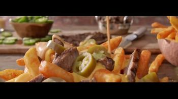 Taco Bell Steak Rattlesnake Fries TV Spot, 'Be Warned'