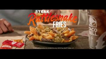Taco Bell Steak Rattlesnake Fries TV Spot, 'Be Warned' - Thumbnail 9
