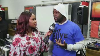 VH1 TV Spot, 'The Hustle: Save the Music' Featuring Wyclef Jean - 4 commercial airings