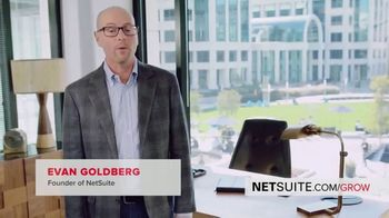 Oracle NetSuite TV Spot, 'Grow Your Business'