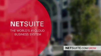 Oracle NetSuite TV Spot, 'Grow Your Business' - Thumbnail 4